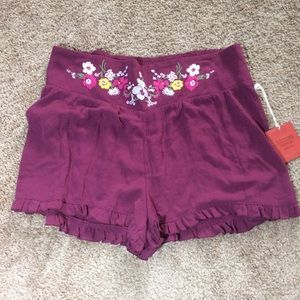 NWT - Mossimo Flowy Shorts